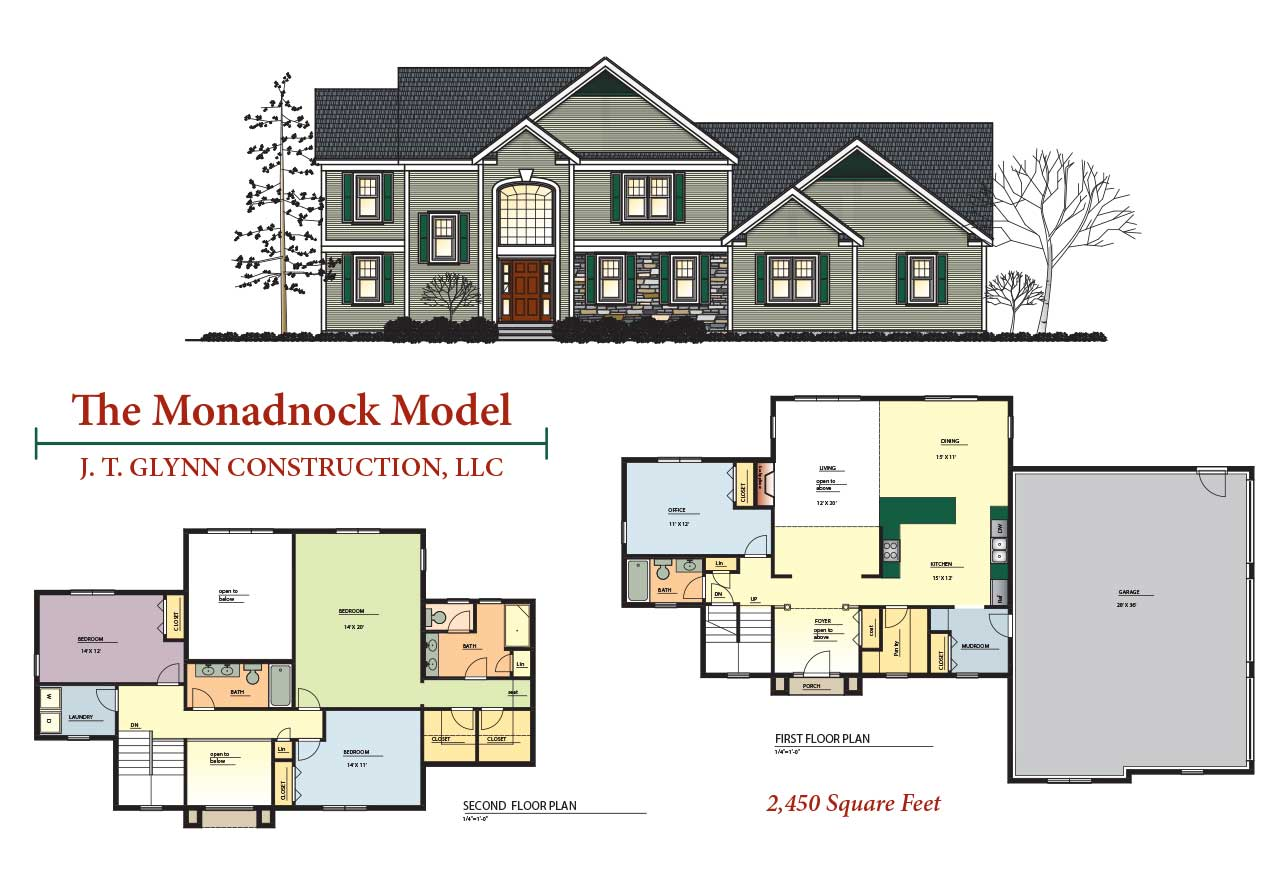 The Monadnock Model - Glynn Company Limited - JT Glynn Construction